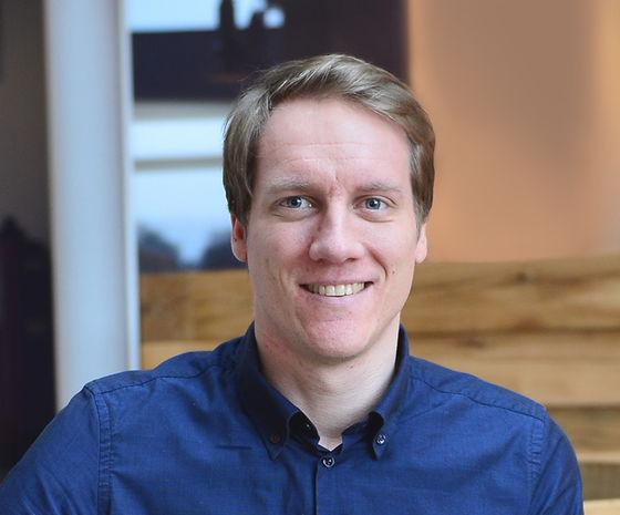 Morten Hededam Meng, udvikler hos e-handelshuset Hesehus