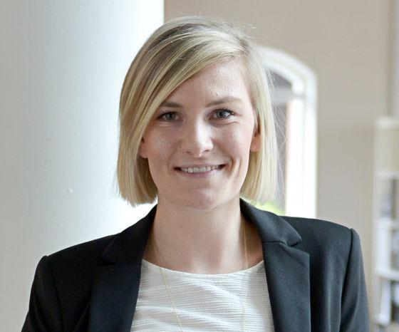 Lise Randeris, search- og rekrutteringskonsulent hos Hesehus
