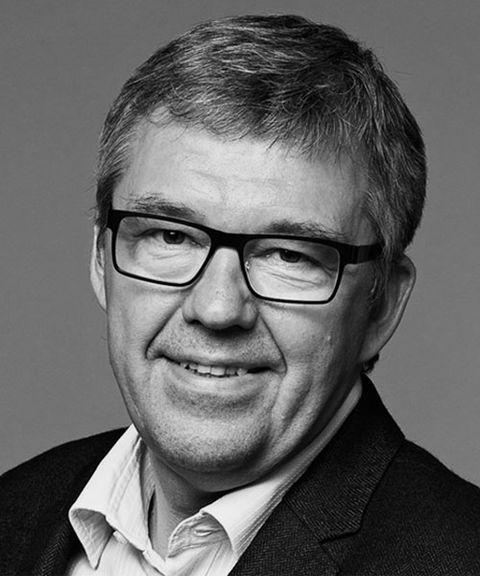 Bestyrelsesformand hos Hesehus Erik Laumand