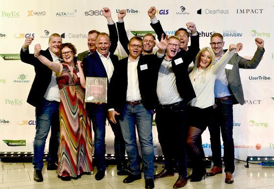 Dacapo Stainless vinder sølv til E-handelsprisen 2017