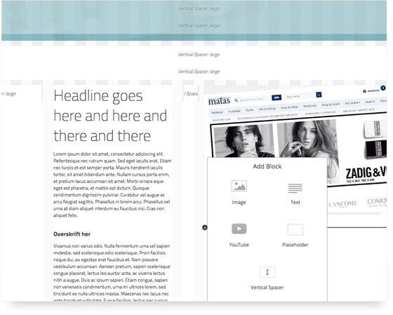 Kombiner inspirationsuniverser med unikke købsoplevelser i Hesehus CMS og indfri jeres kunders onlineambitioner