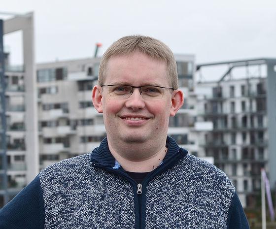 Anders Salomonsen, udvikler hos e-handelshuset Hesehus