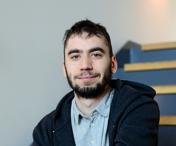 Bálint, Frontend Developer at Hesehus