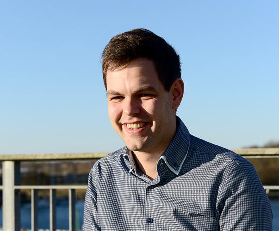 Niels Kristian Ravn, Frontend Developer at Hesehus