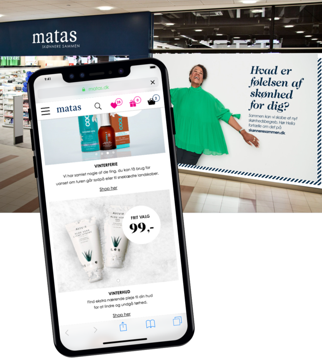 96b9948d871 ... it is essential for Matas to have the tools to deliver the best from  all worlds to its customers. This is exactly what Matas obtains through  Hesehus's ...