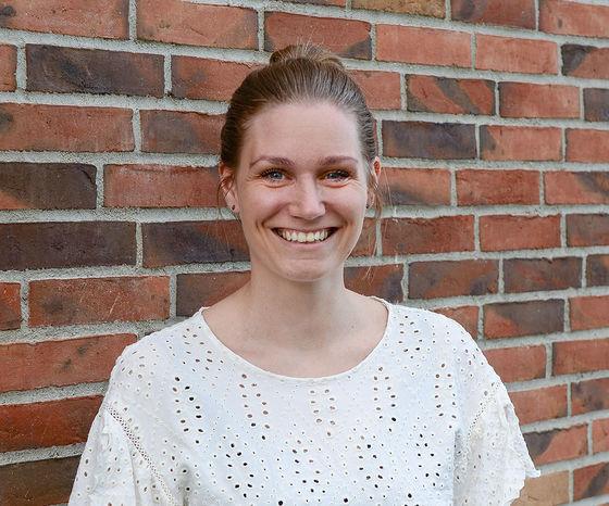 Sara Fredskov Munch, projektleder hos Hesehus