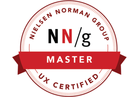 UX Master Certification