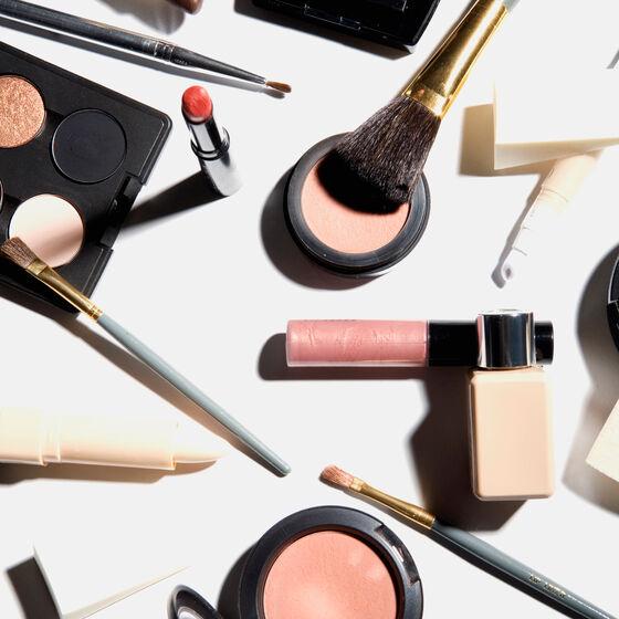 Makeup fra Matas