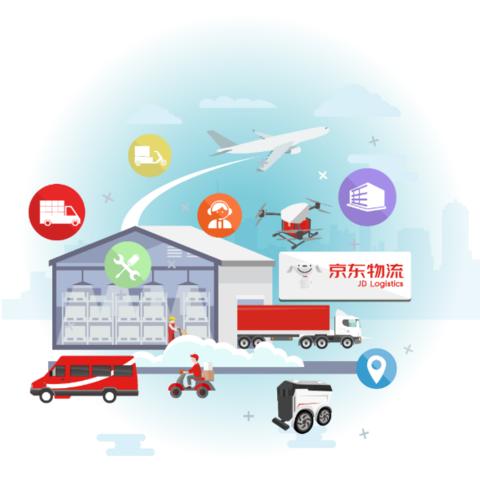 Landsdækkende distributionsnetværk, levering