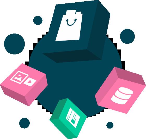 E-commerceplatformen Bizzkit, én samlet løsning