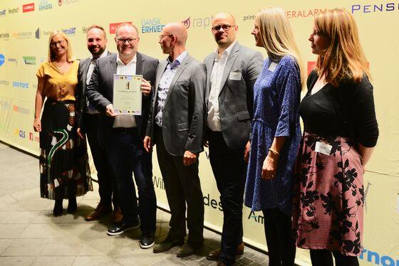 Hesehus og BabySam vinder sølv til E-handelsprisen 2019