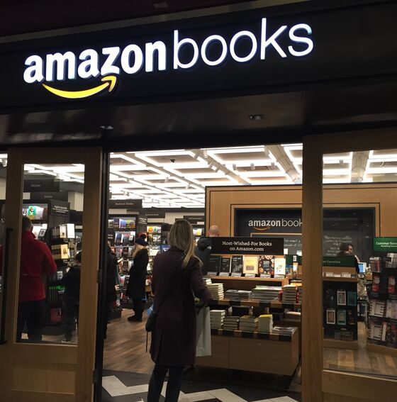 Amazon Bookstore, Amazon Books