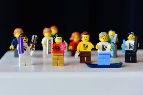 Hesehus LEGO