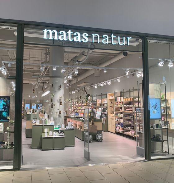 Webshop skaber sammenhæng mellem butikker og Club Matas