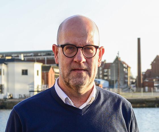 Ulrik Greve, CFO hos Hesehus