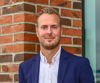Casper Bo Jørgesen, Customer Relations Manager at Hesehus