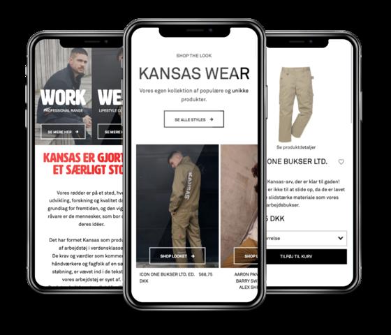 Shop the whole look at Kansas
