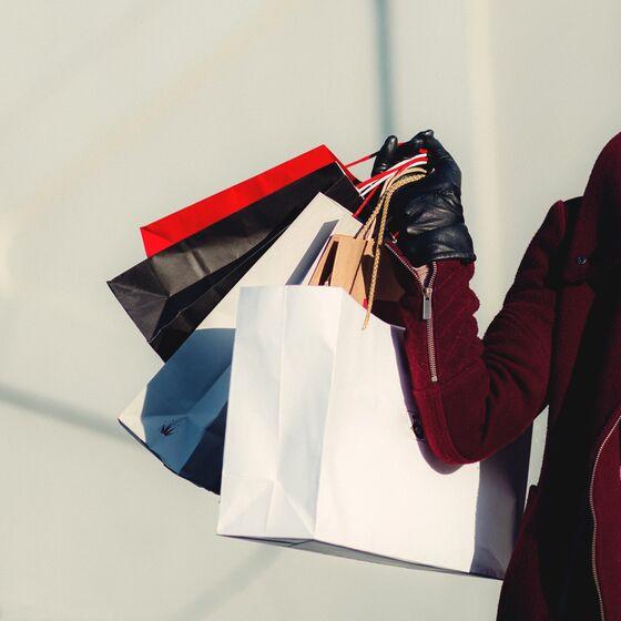 Indkøbsposer, shopping