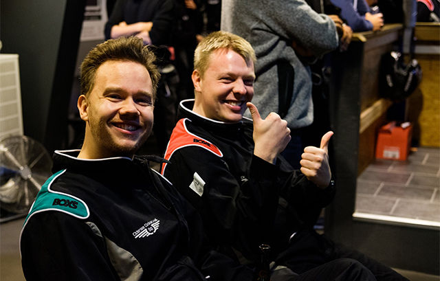 Hesehus Cup in Odense Gokart hal