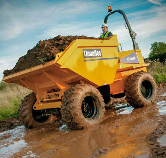 Erenfred Pedersen A / S is Total supplier of machines and equipment for construction and plant