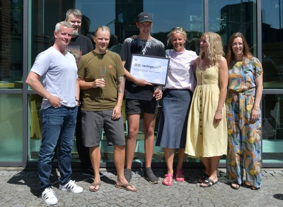 DI's Apprenticeship Award 2020 goes to Hesehus talent