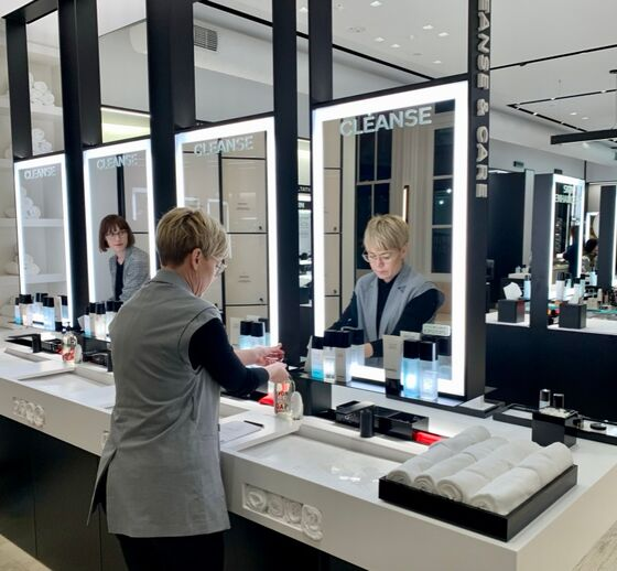 The Atelier Beauté Chanel