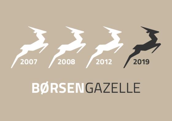 Børsen Gazelle 2019, Hesehus' fjerde gazellepris