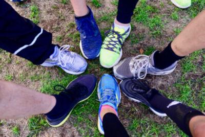 Hesehus running club