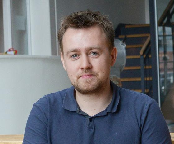 Jeppe Tinghøj Honoré,  Developer hos Hesehus