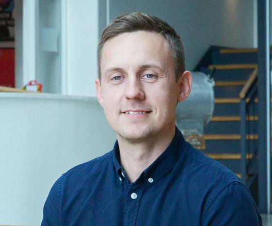 Casper Schelde Iversen, Customer Experience Designer hos Hesehus