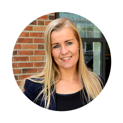 Kontakt Christina Hupfeldt, Search and Recruitment Consultant at Hesehus