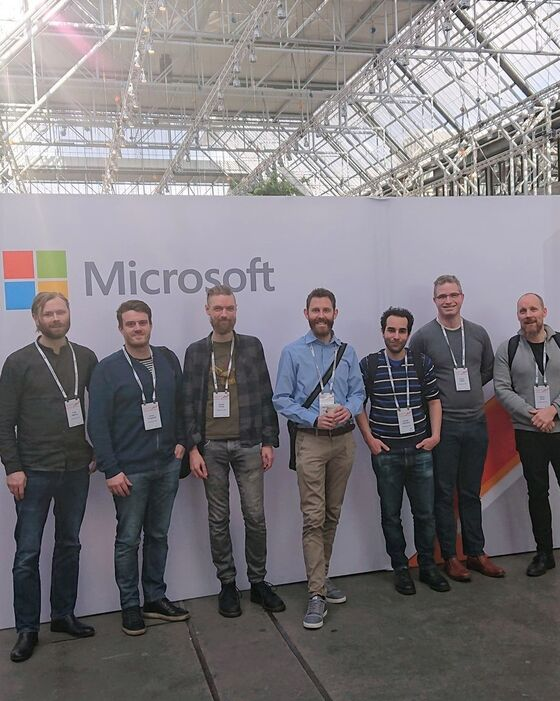 Hesehusians at Microsoft Ignite The Tour