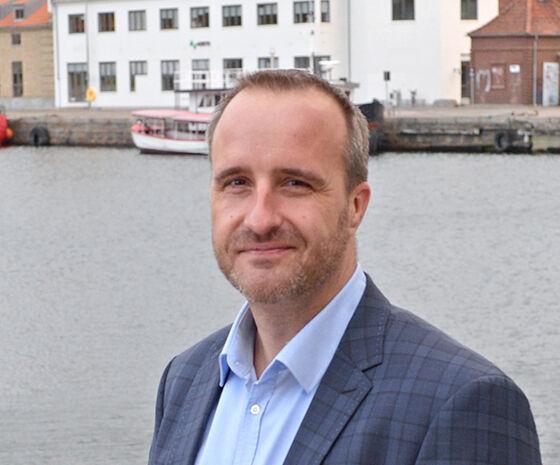 Ulrich Bæch-Laursen, Lead Platform Architect hos Hesehus