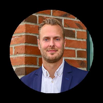 Casper Bo Jørgensen, Customer Relations Manager hos Hesehus