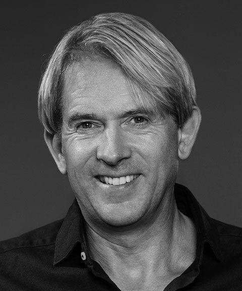 Bestyrelsesformand hos Hesehus, Eivind Roald