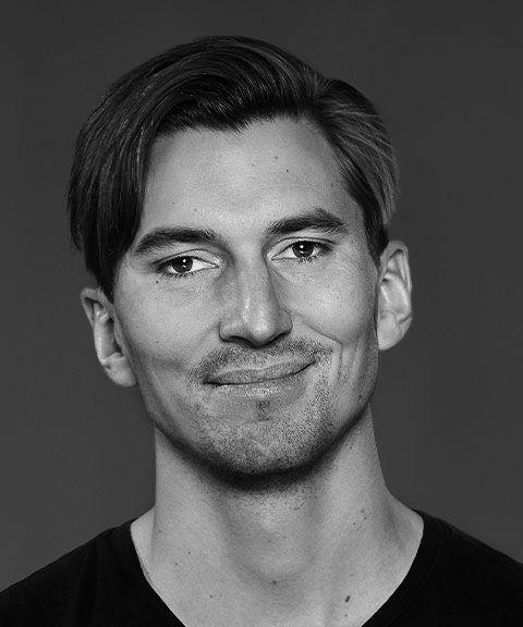 Bestyrelsesmedlem hos Hesehus, Gustav Axelson