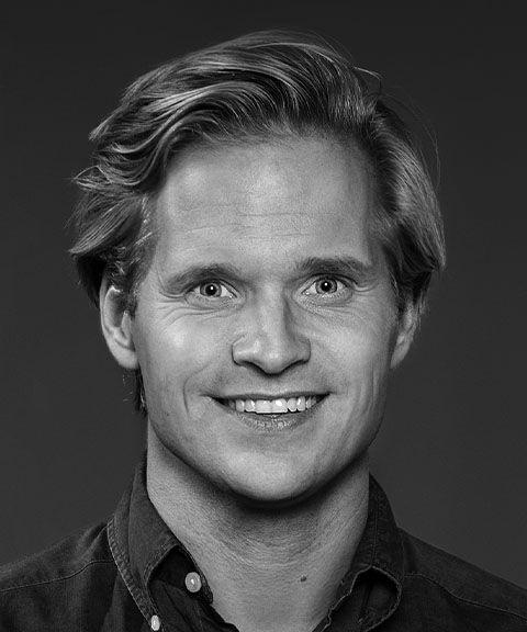 Bestyrelsesmedlem hos Hesehus, Mattias Holmström