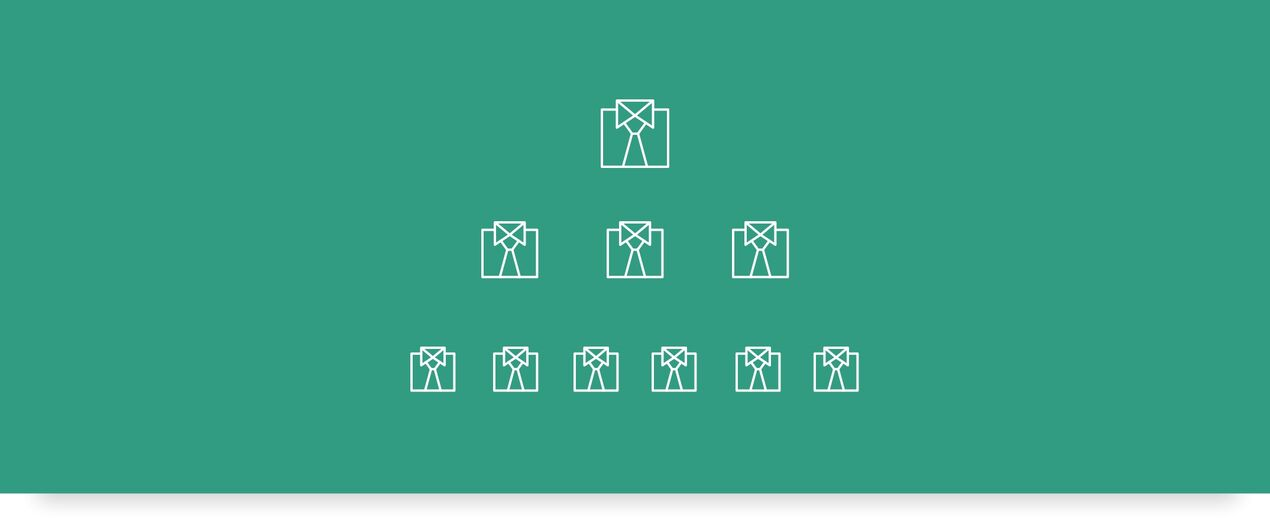 Hierarchies and multi hierarchies in Bizzkit PIM