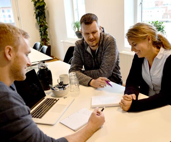 Hesehus har erfaringen og e-handelsekspertisen til at gøre jer til fremtidens e-handelsvindere