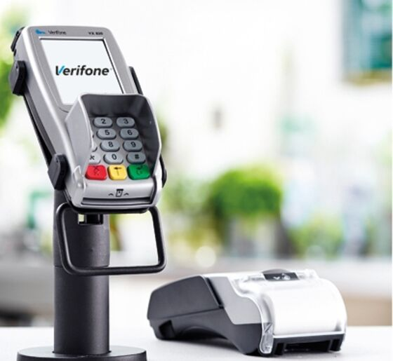 Verifone significantly increases their online sales of terminals with a new webshop