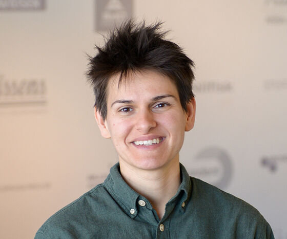 Krisztina Vajda Rygård, Lead Frontend Developer hos Hesehus