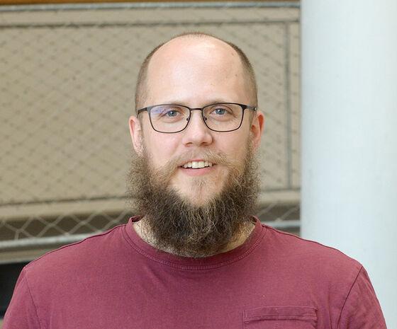 David Wolff, Frontend Developer hos Hesehus
