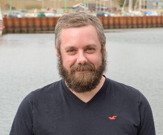 Kasper Lorenzen, Software Developer hos Hesehus