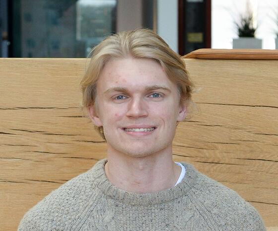 Frederik Hartmann Madsen, Student Software Developer hos Hesehus