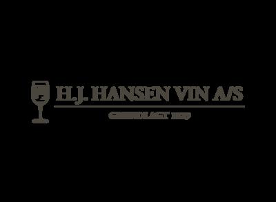 H.J. Hansen Vin er kunde hos Hesehus
