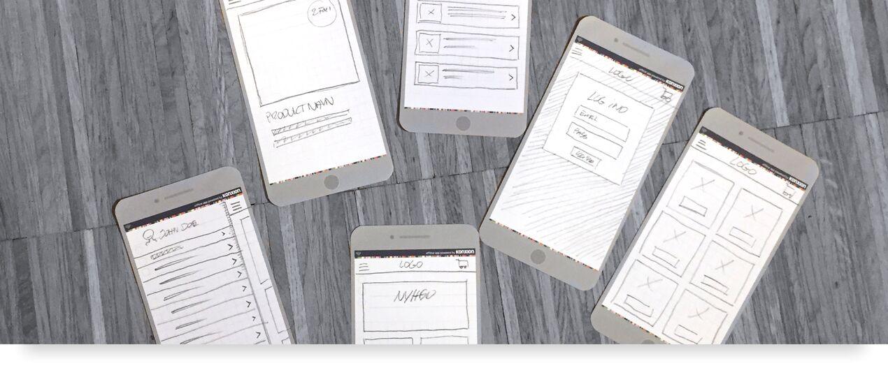 Få en UX-optimeret Bizzkit Webshop