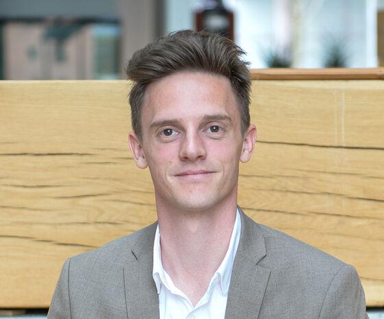 Jonas Dalgaard Hansen, Executive Assistant at Hesehus