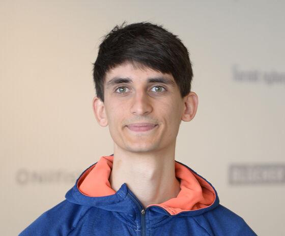 Peter Andreas Brændgaard, Student Developer at Hesehus