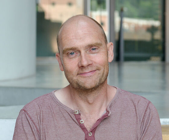 Michell Cronberg, Technical Trainer, Hesehus
