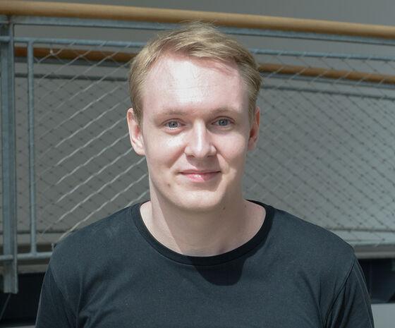 Frederik Schultz Rosenberg, Student Developer, Hesehus